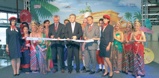 Image: LTU Route Launch