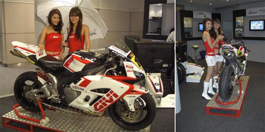 Image: Malaysian Airports MotoGP bike