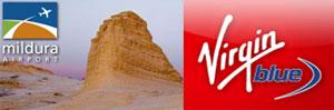Logo: Virgin Blue