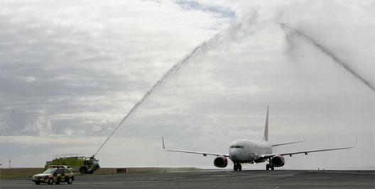 Image: Airberlin celebration