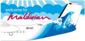 Logo: Maldivian
