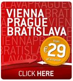 Image: SkyEurope Vienna, Prague, Bratislava Route advert
