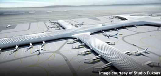 Image: China Airport Terminal