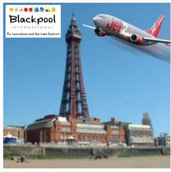Image: jet2 Blackpool