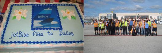 Image: Jet Blue Route launch