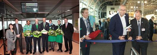 Image: transavia at Brussels