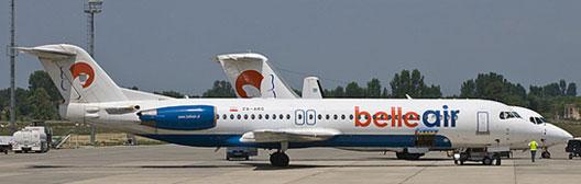 Image: Belle Air Plane