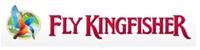 Logo: Fly Kingfisher