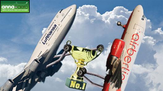 Image: Lufthansa & Air Berlin Battling for No.1 Spot