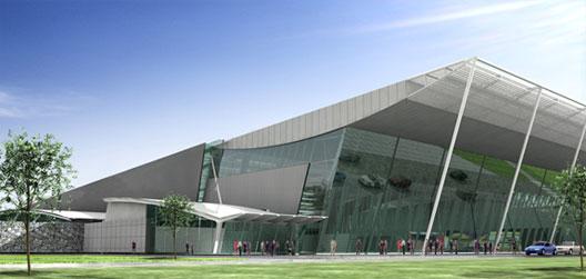Image: Phase B of Tirana Airport