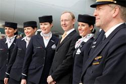 Image: Lufthansa crew