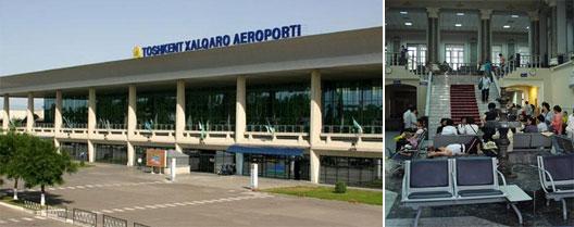 Image: Tashkent Airport