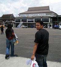 Image: Bandung Airport