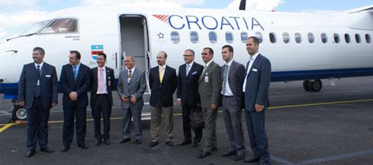 Image: Croatia airlines