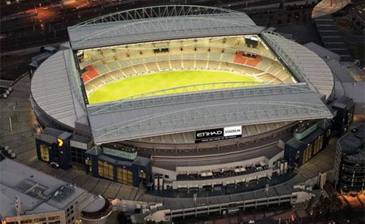 Image: Etihad Stadium