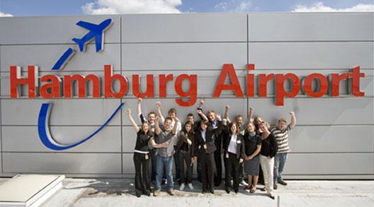 Image: Hamburg Airport