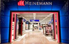 Image: Gebr Heinemann Travel Value store in Hamburg Airport Plaza