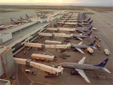 Image: United at Denver Airport