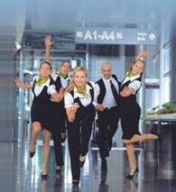 Image: Air Stewardess