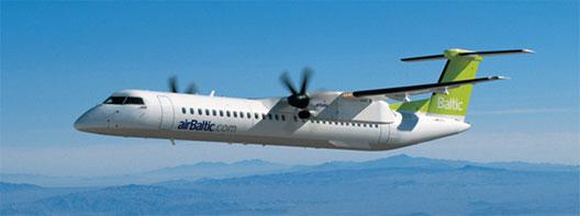 Image: Air Baltic Plane