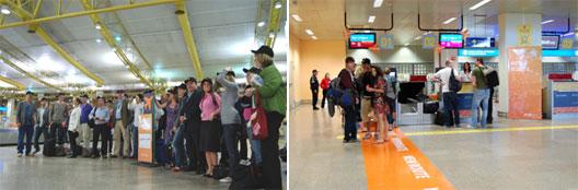 Image: Airport Passengers