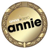 Image: annie medal