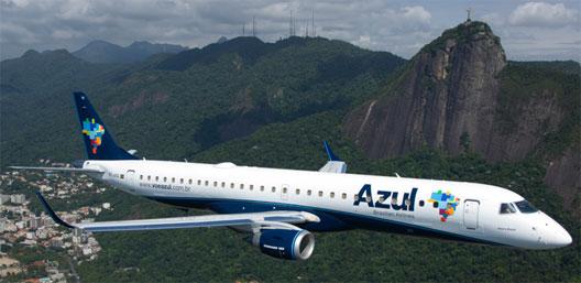 Image: Azul Brazil