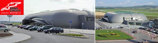 Image: Brno airport