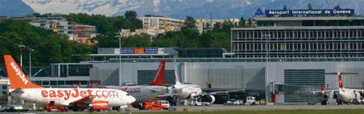 Image: easyJet at Geneva