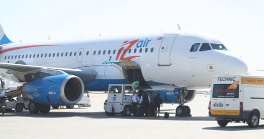 Image: Izair subsidiary Pegasus