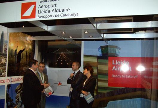 Image: Aeroport Lleida-Alguaire