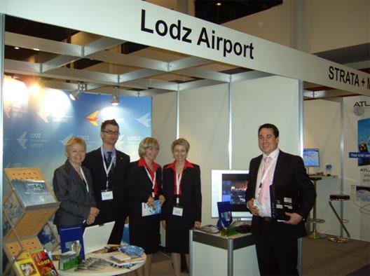 Image: Lodz Wladyslaw Reymont Airport