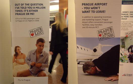 Image: prague Airport