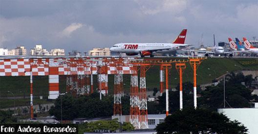 Image: TAM at Sao Paulo