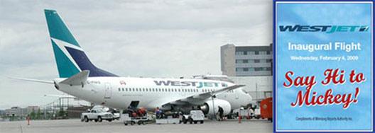 Image: Westjet