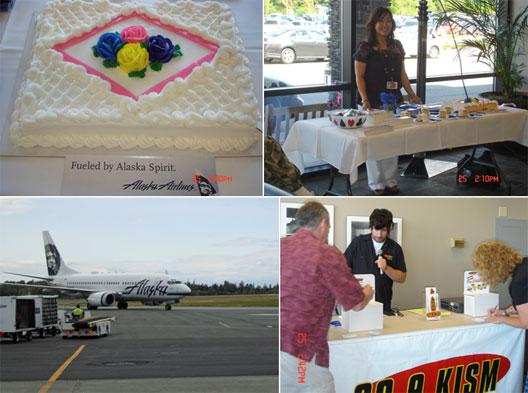 Cake of the Week: Alaska Bellingham to Las Vegas