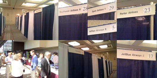 Image: Jumpstart booths