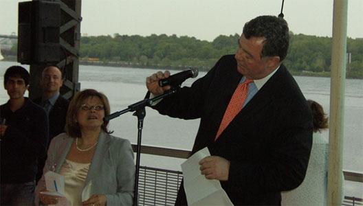 Image: James C. Cherry, President and CEO, Aéroports de Montréal