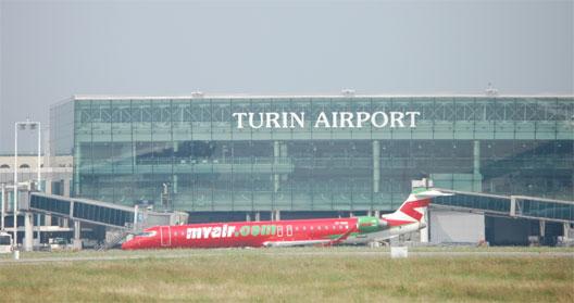 Image: MyAir.com has begun a seasonal service from Brindisi (BDS) to Turin (TRN)