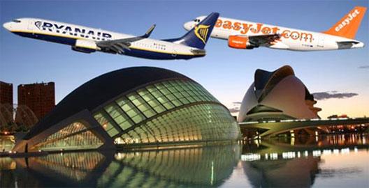Image: Ryanair & easyJet