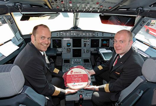 Image: Air Berlin cake