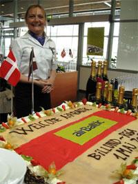 Image: airBaltic Cake