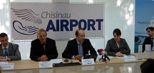 Image: Chisinau Airport