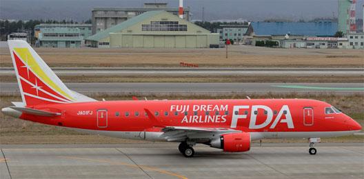 Image: Fuji Dream Airlines (FDA)