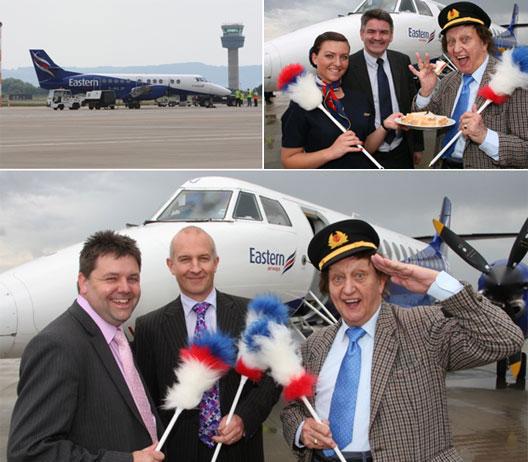 Image: Kenn Dodd route launch