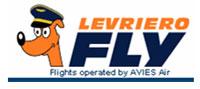 Logo: Levriero Fly