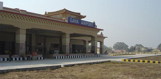 Image: Gaya Airport Terminal