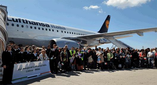 Image: Lufthansa Italia