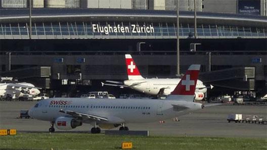 Image: Swiss at Zurich