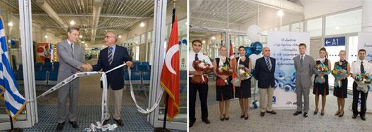 Image: Aegean Airlines begins serving Istanbul